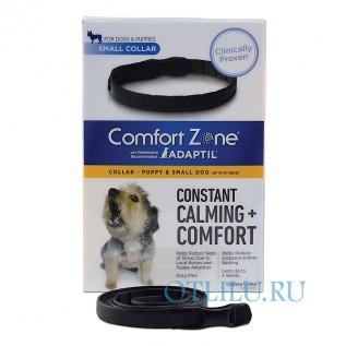 Comfort Zone Adaptil Ошейник для щенков и маленьких собак
