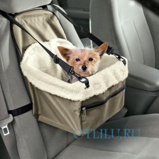 Автокресло для мелких собак и кошек