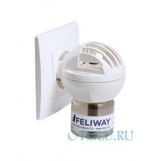 Ceva Feliway феромоны для кошек + диффузор