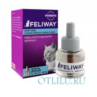 CEVA Feliway сменная емкость феромоны для кошек