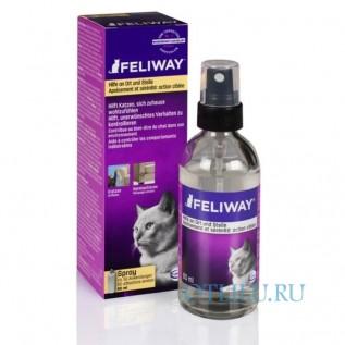 Ceva Feliway спрей феромоны для кошек 60 мл.