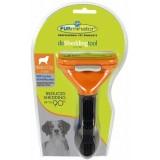 Фурминатор средний для длинношерстных собак (M)