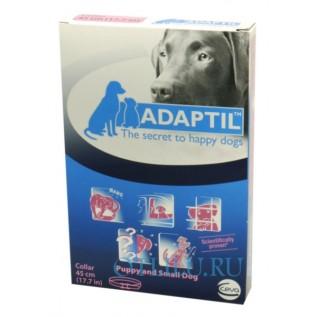 Ceva Adaptil ошейник для щенков и маленьких собак
