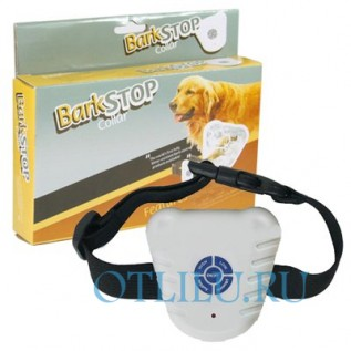 Bark Stop ультразвуковой ошейник антилай
