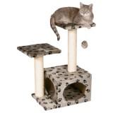 Домик для кошки с игрушкой