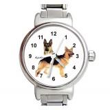 Немецкая овчарка. Часы